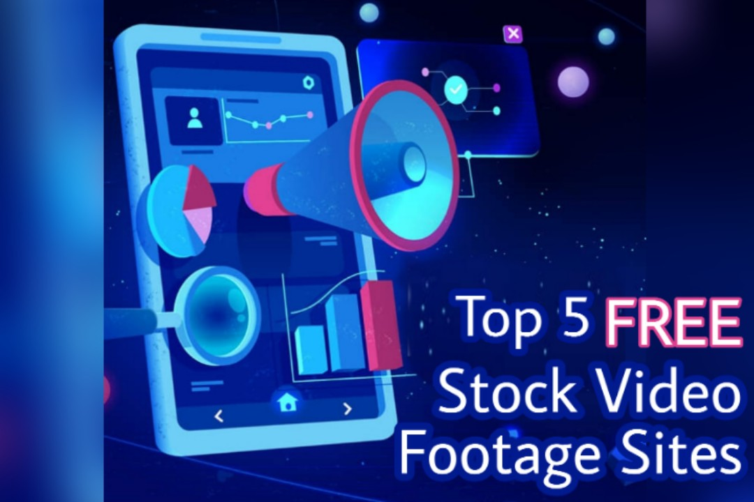 Top 5 Free Stock Video Footage Sites