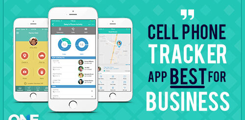 Cell phone tracker app best for business
